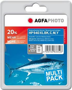 AgfaPhoto APHP940SETXL ersetzt HP 940XL