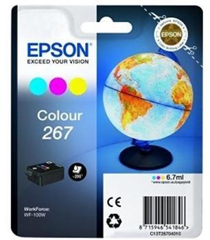 Epson 267 3-farbig (C13T26704010)