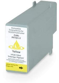 logic-seek-tintenpatrone-fuer-canon-pfi101-yellow-130ml