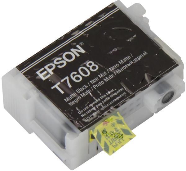 Epson T7608 mattschwarz (C13T76084010)