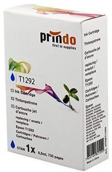 prindo-tintenpatrone-prindo-priet1292-prindo-374889-cyan-original