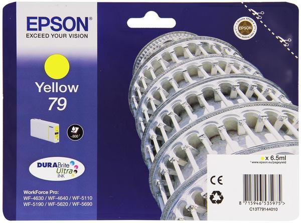 Epson 79 gelb (C13T79144010)