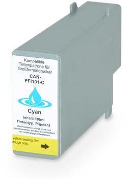 logic-seek-tintenpatrone-fuer-canon-pfi101-cyan-130ml