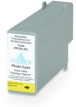 logic-seek-tintenpatrone-fuer-canon-pfi101-photo-cyan-photo-cyan-130ml