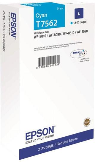 Epson T7562 cyan (C13T756240)