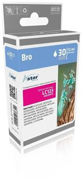 Astar AS15212 ersetzt Brother LC-123M magenta