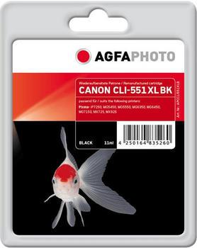 agfaphoto-cli-551-xl-bk