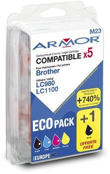 Armor B10171R1 ersetzt Brother LC-1100