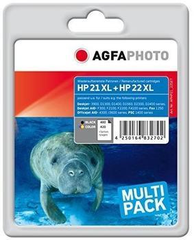 AgfaPhoto APHP2122SET ersetzt HP21/22