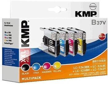 KMP B37V ersetzt Brother LC-1240 (1524,0050)