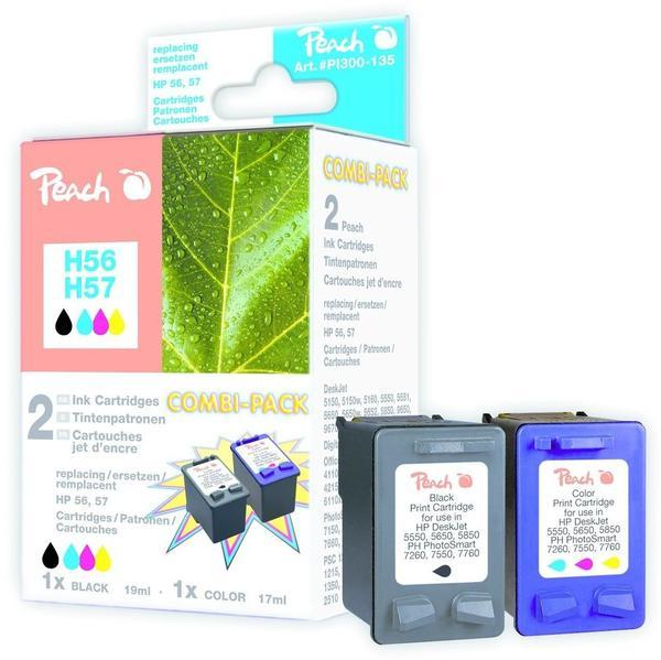 Peach PI300-135 ersetzt HP 56/57
