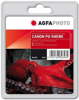 AgfaPhoto APCPG540BXL ersetzt Canon PG-540XL schwarz