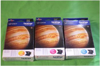 Brother LC-1240RB Multipack 3-farbig (LC1240RBWBPDR)