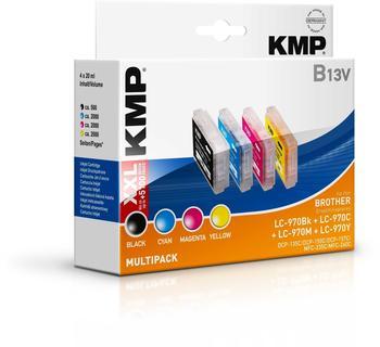 KMP B13V ersetzt Brother LC-970 (1060,0050)