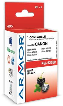 Armor 405 kompatibel zu Canon PGI-525BK schwarz (K12560)