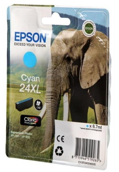 Epson 24XL Cyan