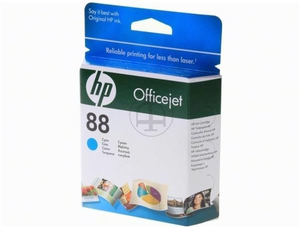 HP Nr. 88 cyan (C9386A)