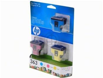 HP Nr. 363 Multipack 3-farbig (CB333EE)