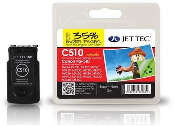 JetTec C510 (schwarz)