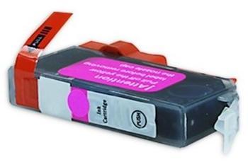 kompatible Ware kompatibel zu Canon CLI-526M magenta