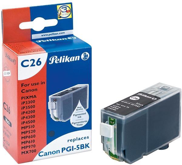 Pelikan C26 ersetzt Canon PGI-5BK (361691)