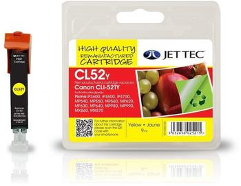 jet-tec-cl52y-kompatibel-zu-canon-cli-521y-gelb