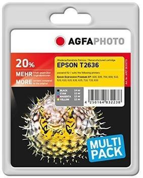 AgfaPhoto APET263SETD ersetzt Epson T2636