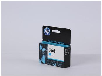 HP Nr. 364 cyan (CB318EE)