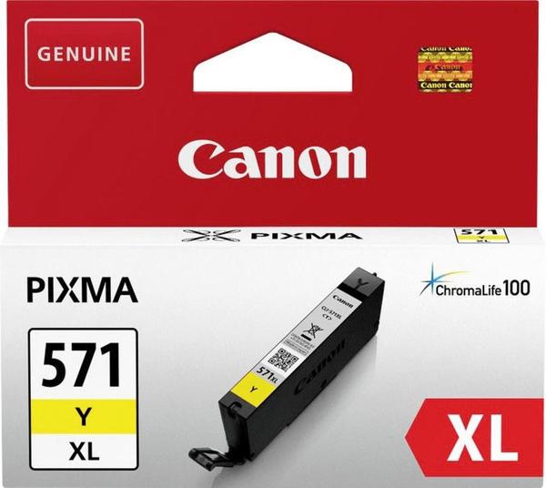 Canon CLI-571YXL (0334C001)