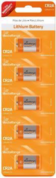MediaRange Batteries Blister Lithium/CR2A 3V 5er