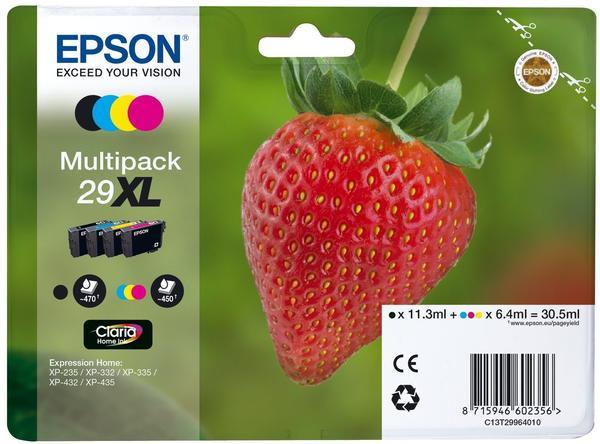 Epson 29XL Multipack - 4er-Pack - C13T29964510