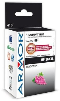 Armor K12578 ersetzt HP 364XL magenta
