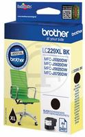 Brother LC-229 XL BK Tintenpatrone schwarz kompatibel