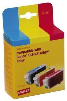 staples-tintenpatrone-5133604-rebuilt-3er-sortiert-9-ml