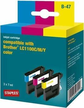staples-tintenpatrone-5617319-rebuilt-3er-sortiert-8-ml