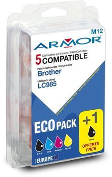 Armor B10173R1 ersetzt Brother LC-985