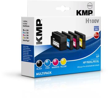 KMP H100V ersetzt HP 950XL/951XL (1722,4050)