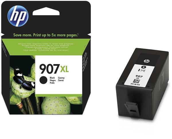 HP Nr. 907XL schwarz (T6M19AE)