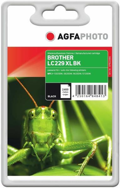 AgfaPhoto APB229BD ersetzt Brother LC-229XLBK schwarz
