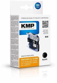 KMP B48 ersetzt Brother LC-223BK schwarz
