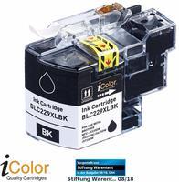 iColor VM-7165 ersetzt Brother LC-223BK schwarz