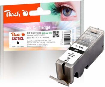 Peach C570XL Schwarz