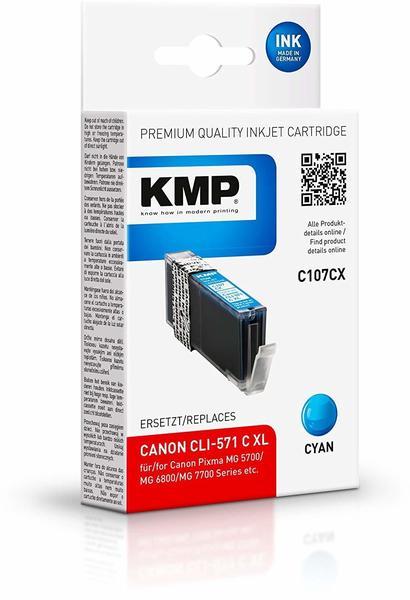 KMP C107CX cyan