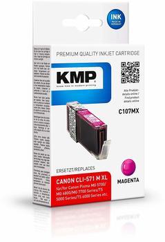 KMP C107MX magenta