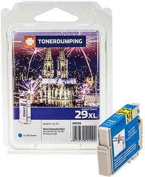 Tonerdumping 11529 kompatibel zu Epson 29XL cyan