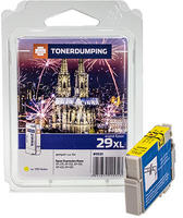 Tonerdumping 11531 kompatibel zu Epson 29XL gelb
