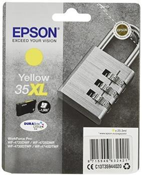 Epson 35XL gelb (C13T35944010)