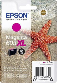 Epson 603XL magenta (C13T03A34010)