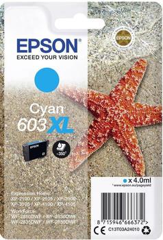 Epson 603XL cyan (C13T03A24010)