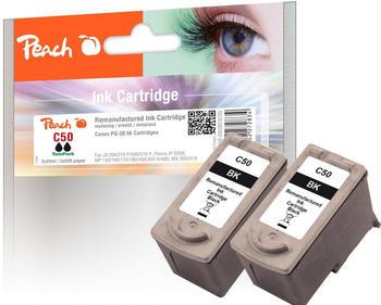 peach-pi100-206-ersetzt-canon-pg-50-schwarz-doppelpack